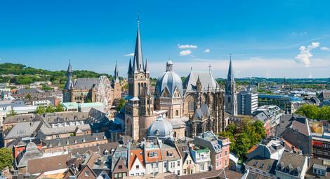 Sehenswürdigkeiten in Aachen – Umweltzone seit Februar 2016