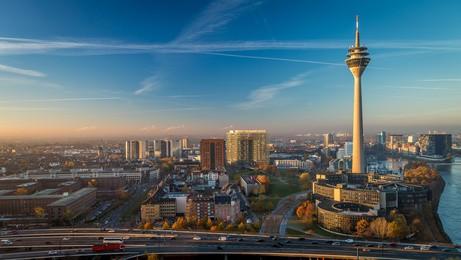 Umweltzone in Düsseldorf