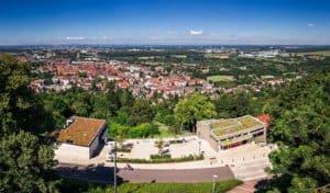 Umweltzone in Karlsruhe