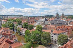 Umweltzone in Erfurt