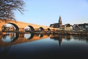 Umweltzone – Stadtbild Regensburg
