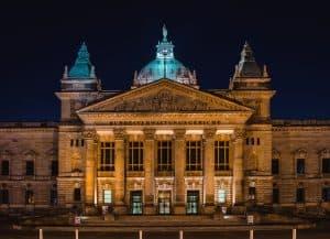 Das Bundesverfassungsgericht in Leipzig entscheidet über Diesel-Fahrverbote